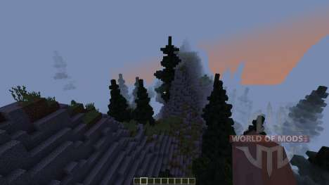 Lindholmen Recreation of real island[1.8][1.8.8] для Minecraft