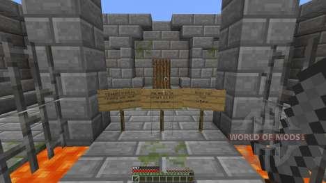 Dungeon room для Minecraft