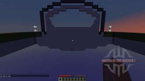 Parkour Islands для Minecraft