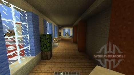 Villa Leopolda для Minecraft