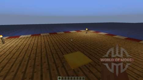 Ultimate Creative World super water для Minecraft