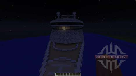 SeaQueen Cruise Ship для Minecraft