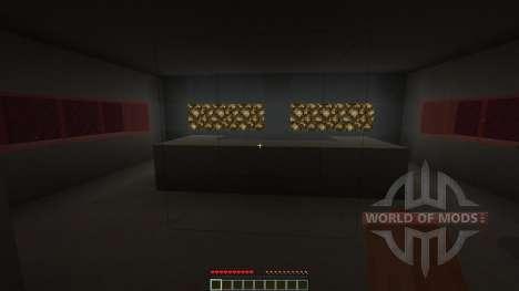 Delta Space Patch 3.2 The Iron Planet для Minecraft