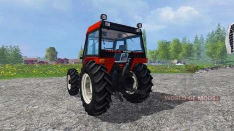 Zetor 7340 Turbo FH для Farming Simulator 2015