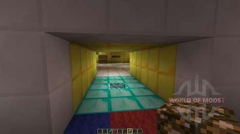 PvP Arena для Minecraft
