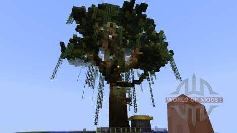 Shark Treehouse [1.8][1.8.8] для Minecraft