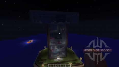 Teen Titian Pvp для Minecraft