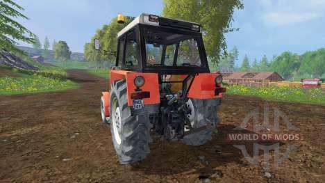 Ursus 912 v2.0 для Farming Simulator 2015