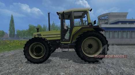 Hurlimann H5116 для Farming Simulator 2015