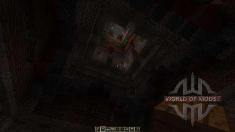 Chinese Temple для Minecraft