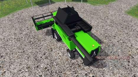 Deutz-Fahr 6095 HTS v1.2 для Farming Simulator 2015