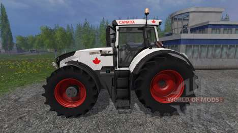 Fendt 1050 Canada для Farming Simulator 2015