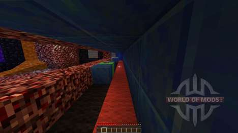 Minecraft Death Run для Minecraft
