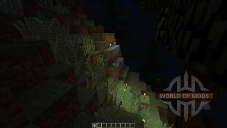Floating Islands [1.8][1.8.8] для Minecraft