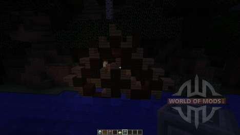 Dream Muse Cottage [1.8][1.8.8] для Minecraft