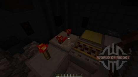 TARDIS Mini Map [1.8][1.8.8] для Minecraft
