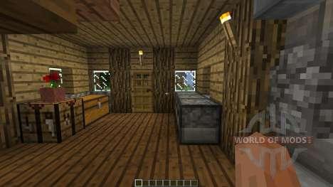 Old village in medieval style для Minecraft