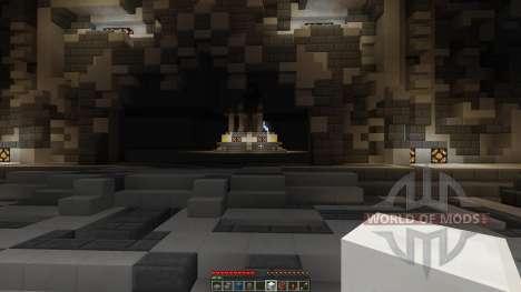 Temple of Dom для Minecraft
