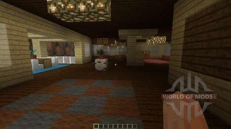 spoodles Mansion для Minecraft
