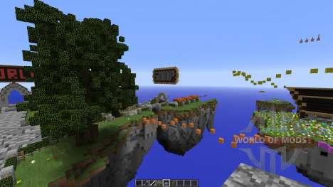 Amazing Cathedralspawn для Minecraft