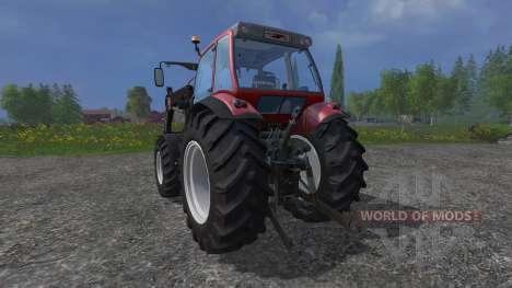 Lindner Geotrac 94 для Farming Simulator 2015