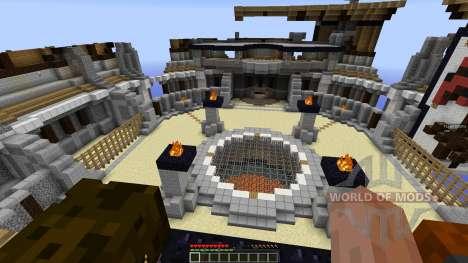 PvP with Power-ups для Minecraft