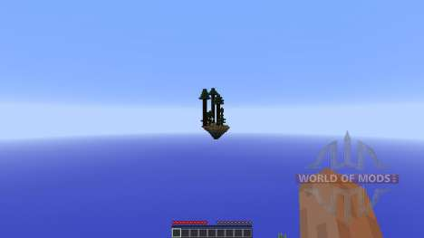 Alone in the Sky для Minecraft