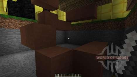 Clash Of Clans in Minecraft для Minecraft