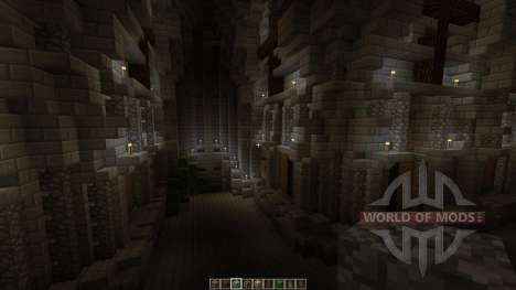 Postapocalyptic cathedral Halbshooter для Minecraft