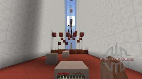 Block Parkour [1.8][1.8.8] для Minecraft