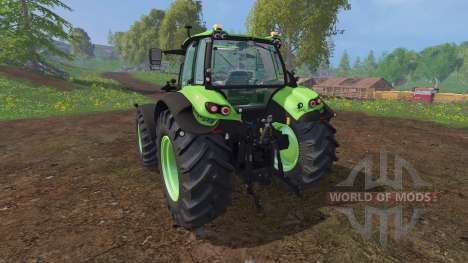 Deutz-Fahr Taurus v1.2 для Farming Simulator 2015