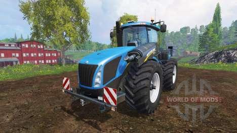 New Holland T9.565 v2.0 для Farming Simulator 2015