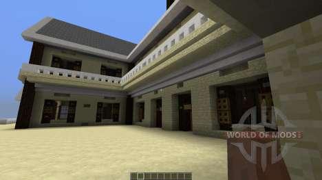 Huge Mansion [1.8][1.8.8] для Minecraft