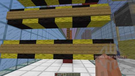 Lane Parkour [1.8][1.8.8] для Minecraft