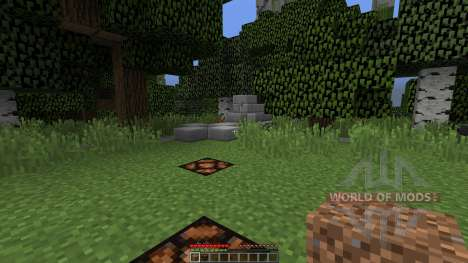 Minecraft Cinematic Huge Abandoned для Minecraft