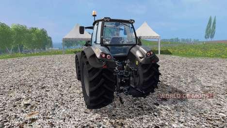 Deutz-Fahr Agrotron 7250 TTV v3.0 для Farming Simulator 2015