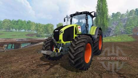CLAAS Axion 950 [washable] для Farming Simulator 2015