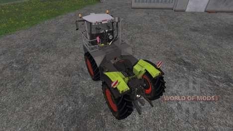 CLAAS Xerion 3800 SaddleTrac v2.0 для Farming Simulator 2015