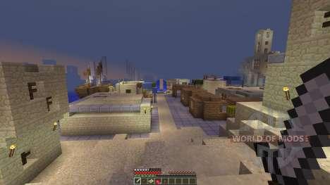 Sethia An Ancient Egyptian City [1.8][1.8.8] для Minecraft