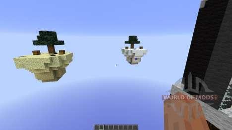 Skywars Map By Wikid для Minecraft