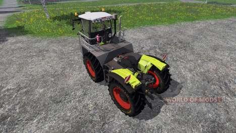 CLAAS Xerion 3800 SaddleTrac для Farming Simulator 2015