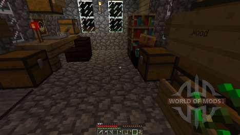 EnergyCrysis Survival для Minecraft