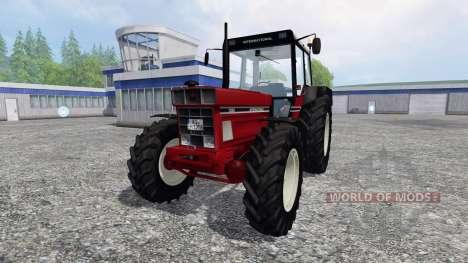 IHC 1255 v1.2 для Farming Simulator 2015