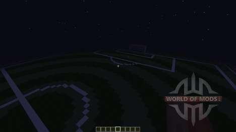 CocaCola Stadium Pharos City FC [1.8][1.8.8] для Minecraft