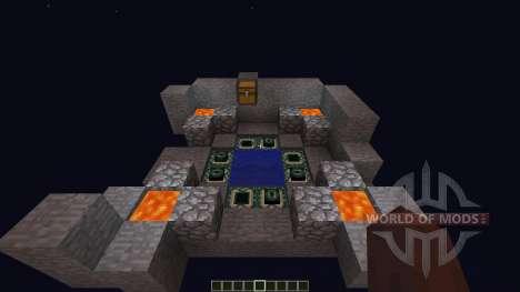 SkyWars Map v1 [1.8][1.8.8] для Minecraft