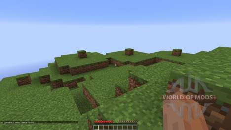 Hub Spawn 4 Portals для Minecraft
