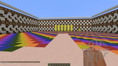 Do Not Laugh Arena для Minecraft
