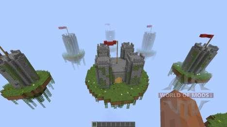 Castle Map for SkyWars [1.8][1.8.8] для Minecraft