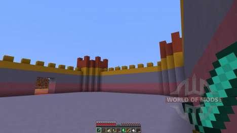 Candyland Custom terrarin для Minecraft