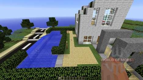 Little Sweet House для Minecraft